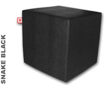 cube seat cube chair stool pillow floor pillow seat pad by